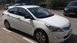 Hyundai Accent (Solaris) Automatic 2017 - 1.4AT