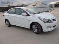 Hyundai Solaris (Accent) Automatic 2017 - 1.6AT